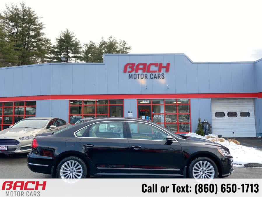 Used 2016 Volkswagen Passat in Canton , Connecticut | Bach Motor Cars. Canton , Connecticut