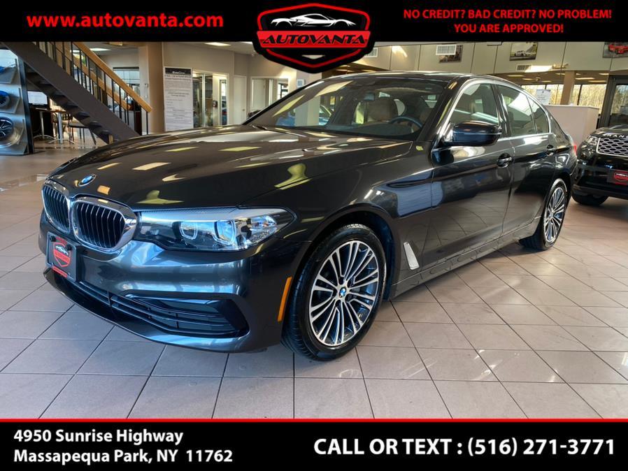 Used 2019 BMW 5 Series in Massapequa Park, New York | Autovanta. Massapequa Park, New York