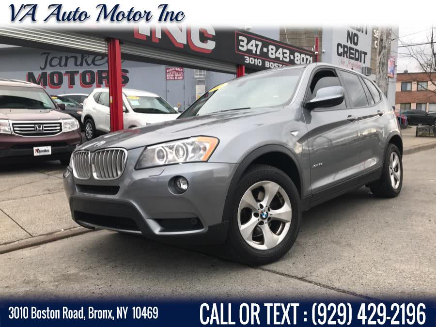 Used 2012 BMW X3 in Bronx, New York | VA Auto Motor Inc. Bronx, New York