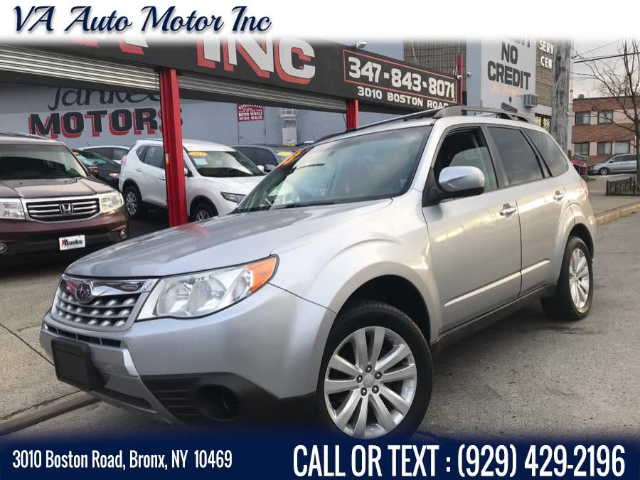 Used 2013 Subaru Forester in Bronx, New York | VA Auto Motor Inc. Bronx, New York