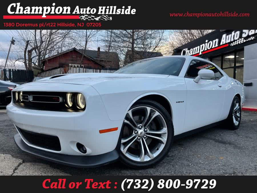 Used 2020 Dodge Challenger in Hillside, New Jersey | Champion Auto Sales. Hillside, New Jersey