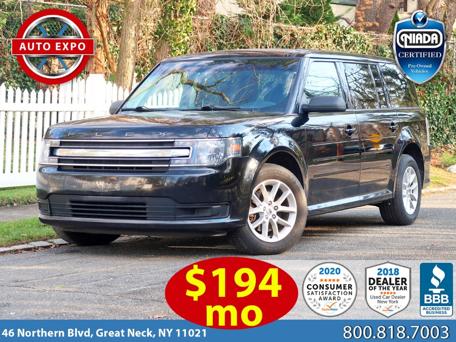 Used 2018 Ford Flex in Great Neck, New York | Auto Expo Ent Inc.. Great Neck, New York