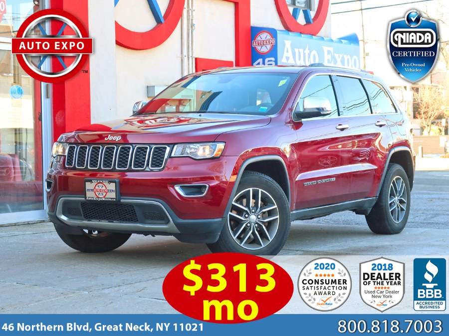 Used 2018 Jeep Grand Cherokee in Great Neck, New York | Auto Expo Ent Inc.. Great Neck, New York