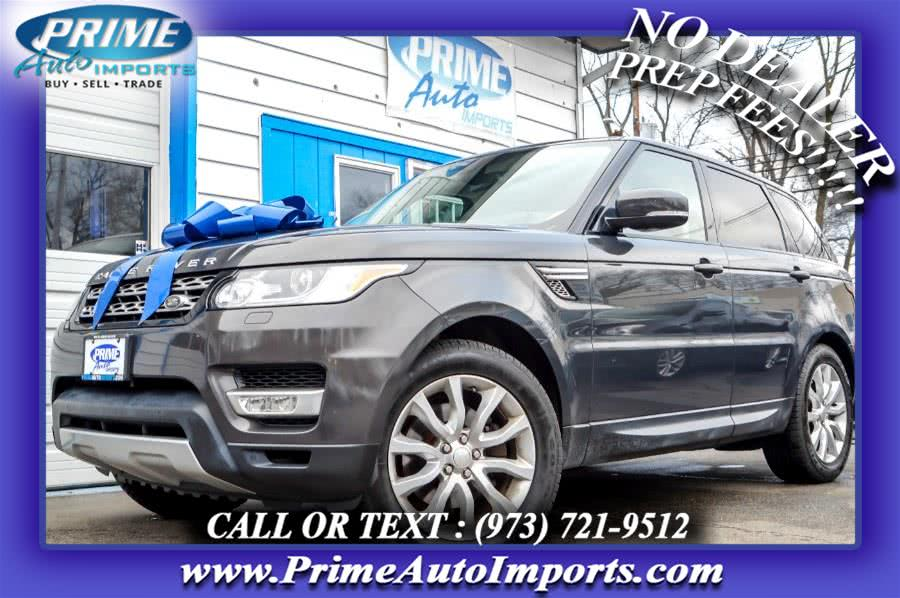 Used 2014 Land Rover Range Rover Sport in Bloomingdale, New Jersey | Prime Auto Imports. Bloomingdale, New Jersey