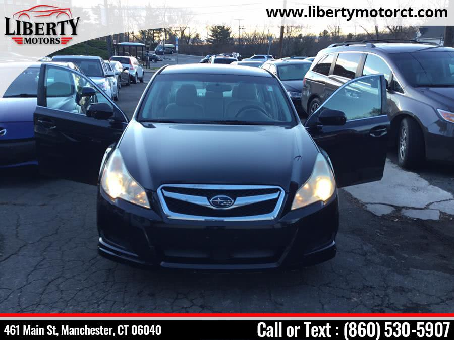 Used 2011 Subaru Legacy in Manchester, Connecticut | Liberty Motors. Manchester, Connecticut