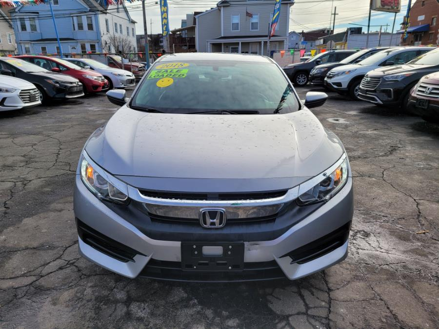 Used 2018 Honda Civic Sedan in Bridgeport, Connecticut | Affordable Motors Inc. Bridgeport, Connecticut