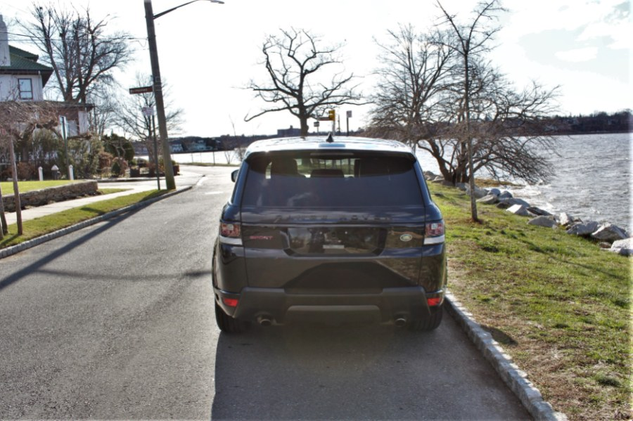 2017 Land Rover Range Rover Sport V6 Supercharged HSE Dynamic, available for sale in Great Neck, NY