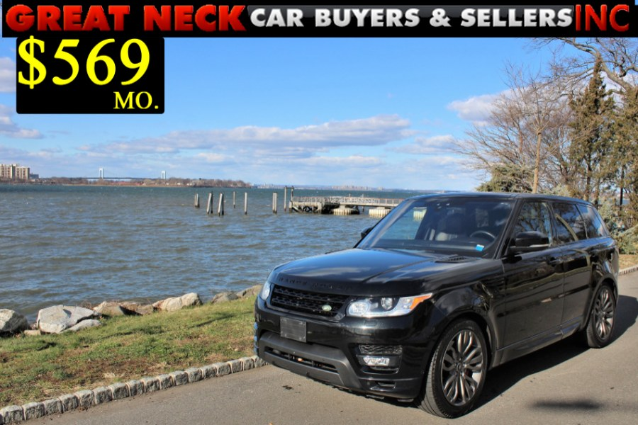 Used 2017 Land Rover Range Rover Sport in Great Neck, New York