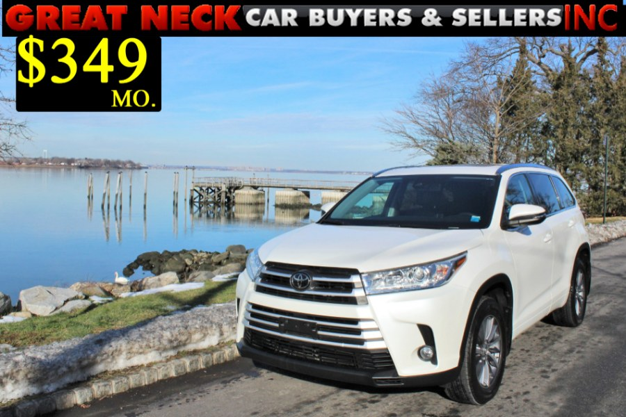 Used 2018 Toyota Highlander in Great Neck, New York