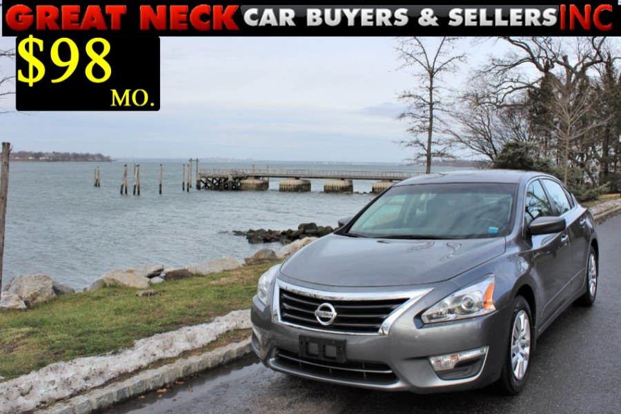 Used 2015 Nissan Altima in Great Neck, New York