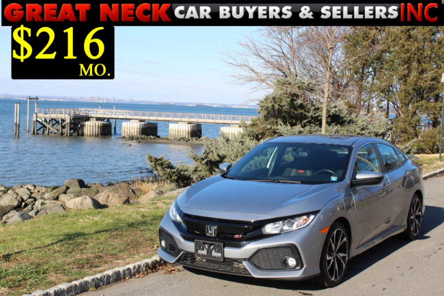 Used 2019 Honda Civic Si Sedan in Great Neck, New York