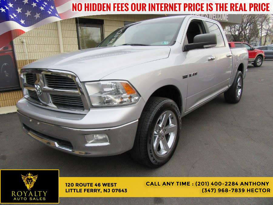 Used 2010 Dodge Ram 1500 in Little Ferry, New Jersey | Royalty Auto Sales. Little Ferry, New Jersey