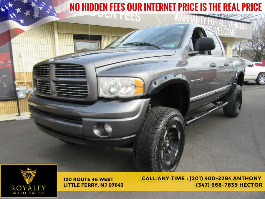 Used 2004 Dodge Ram 1500 in Little Ferry, New Jersey | Royalty Auto Sales. Little Ferry, New Jersey