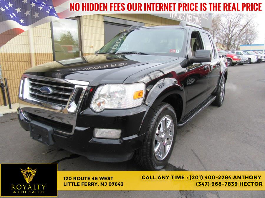 Used 2008 Ford Explorer Sport Trac in Little Ferry, New Jersey | Royalty Auto Sales. Little Ferry, New Jersey