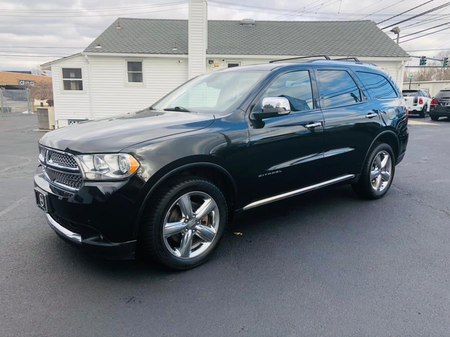 Used 2012 Dodge Durango in Milford, Connecticut | Chip's Auto Sales Inc. Milford, Connecticut