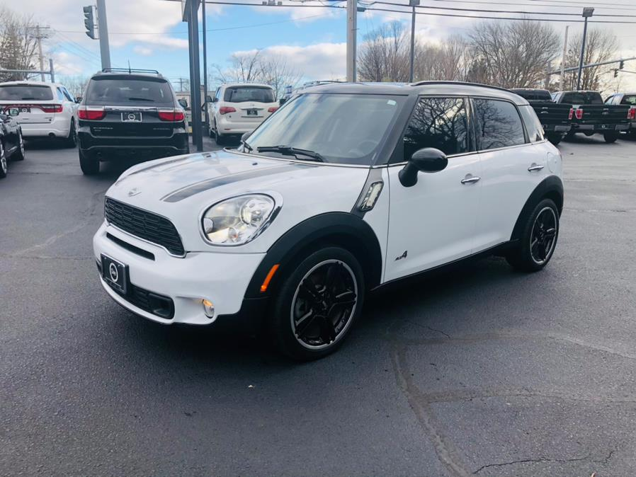 Used 2012 MINI Cooper Countryman in Milford, Connecticut | Chip's Auto Sales Inc. Milford, Connecticut