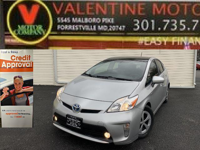 Used Toyota Prius Four 2014 | Valentine Motor Company. Forestville, Maryland