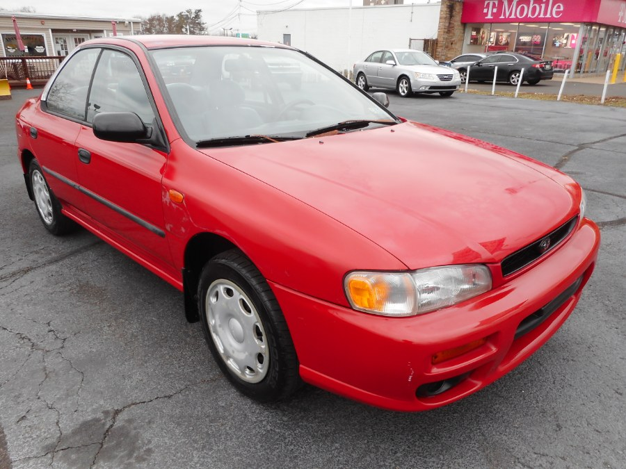 Used 1998 Subaru Impreza Sedan in Langhorne, Pennsylvania | Integrity Auto Group Inc.. Langhorne, Pennsylvania