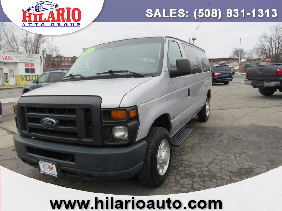 Used 2014 Ford Econoline Wagon in Worcester, Massachusetts | Hilario's Auto Sales Inc.. Worcester, Massachusetts