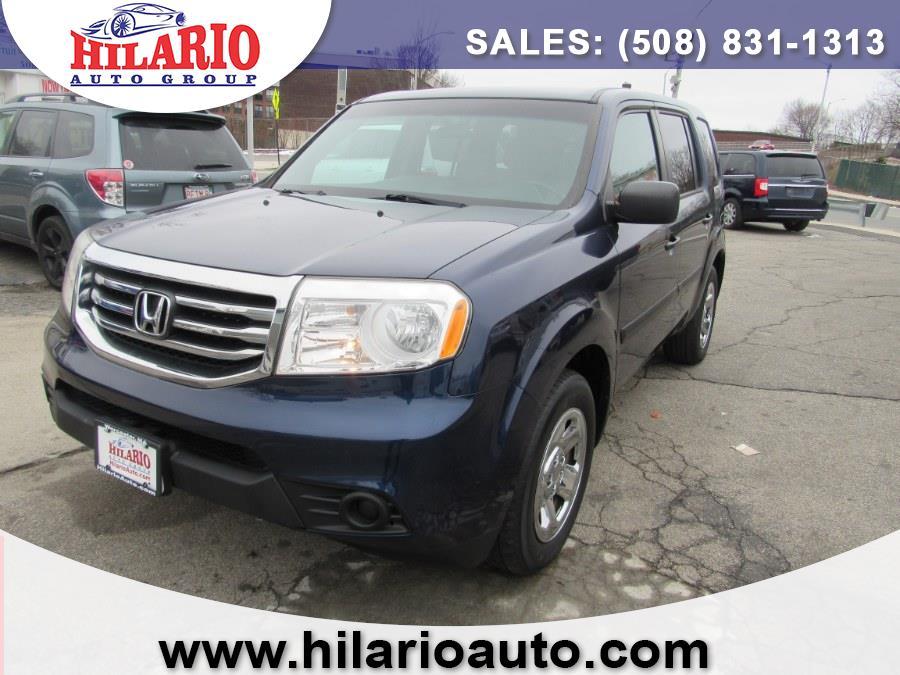 Used 2014 Honda Pilot in Worcester, Massachusetts | Hilario's Auto Sales Inc.. Worcester, Massachusetts