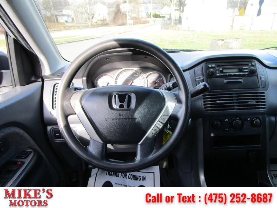 Used Honda Pilot LX AT 2005 | Mike's Motors LLC. Stratford, Connecticut