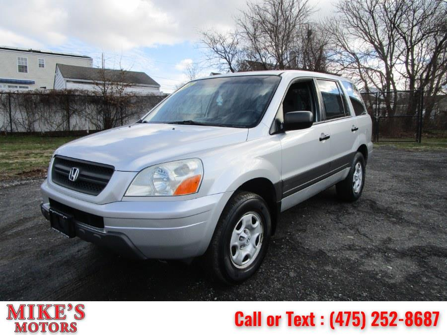 Used Honda Pilot LX AT 2005 | Mike's Motors LLC. Stratford, Connecticut