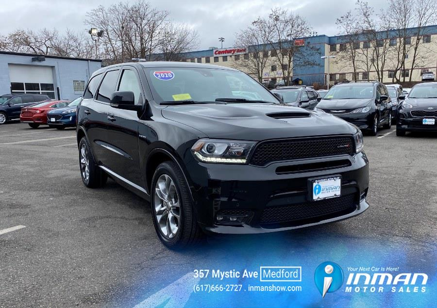 Used 2020 Dodge Durango in Medford, Massachusetts | Inman Motors Sales. Medford, Massachusetts