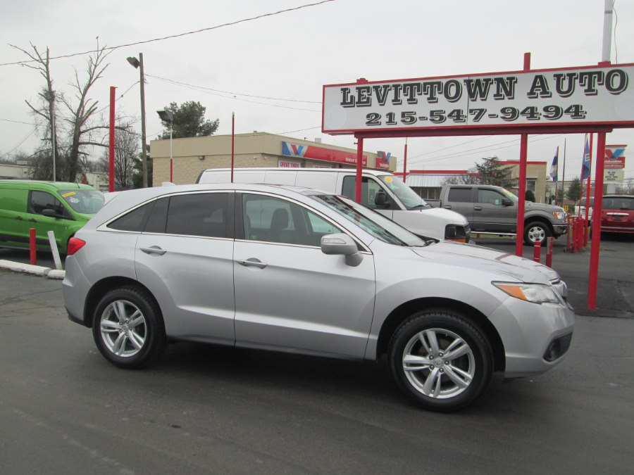 Used 2013 Acura RDX in Levittown, Pennsylvania | Levittown Auto. Levittown, Pennsylvania