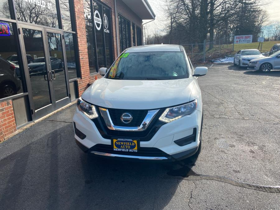 Used Nissan Rogue AWD S 2018 | Newfield Auto Sales. Middletown, Connecticut