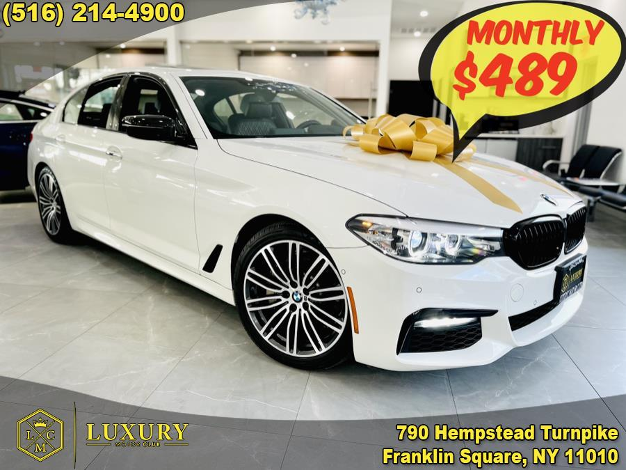 Used BMW 5 Series 540i xDrive Sedan 2018 | Luxury Motor Club. Franklin Square, New York