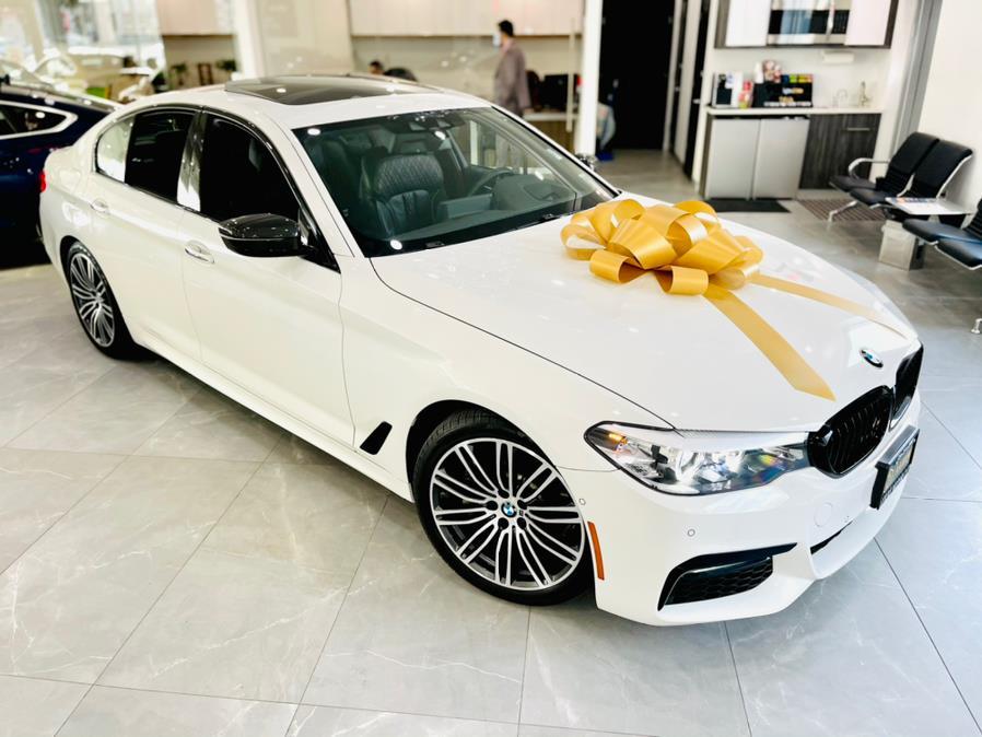 Used BMW 5 Series 540i xDrive Sedan 2018 | Luxury Motor Club. Franklin Square, New York