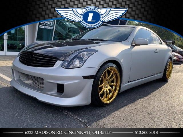 Used 2005 Infiniti G35 in Cincinnati, Ohio | Luxury Motor Car Company. Cincinnati, Ohio