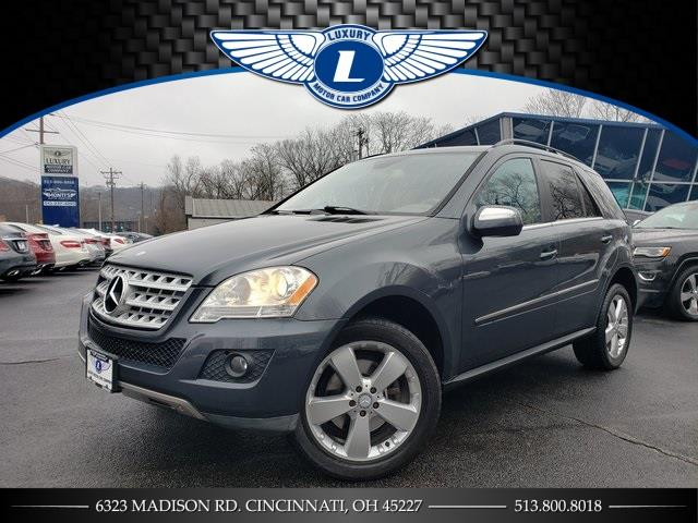 Used 2010 Mercedes-benz M-class in Cincinnati, Ohio | Luxury Motor Car Company. Cincinnati, Ohio