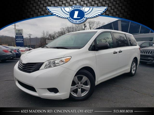 Used 2016 Toyota Sienna in Cincinnati, Ohio | Luxury Motor Car Company. Cincinnati, Ohio