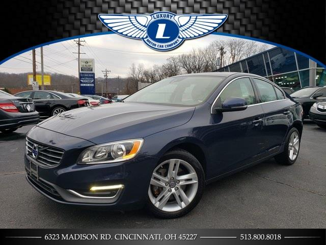 Used Volvo S60 T5 Premier 2015 | Luxury Motor Car Company. Cincinnati, Ohio
