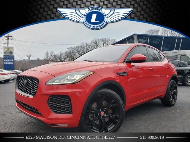 Used Jaguar E-pace First Edition 2018 | Luxury Motor Car Company. Cincinnati, Ohio