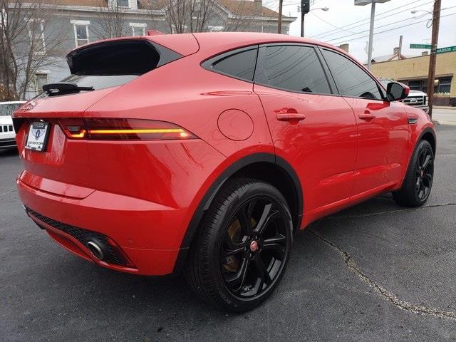 Used Jaguar E-pace First Edition 2018   Luxury Motor Car Company. Cincinnati, Ohio
