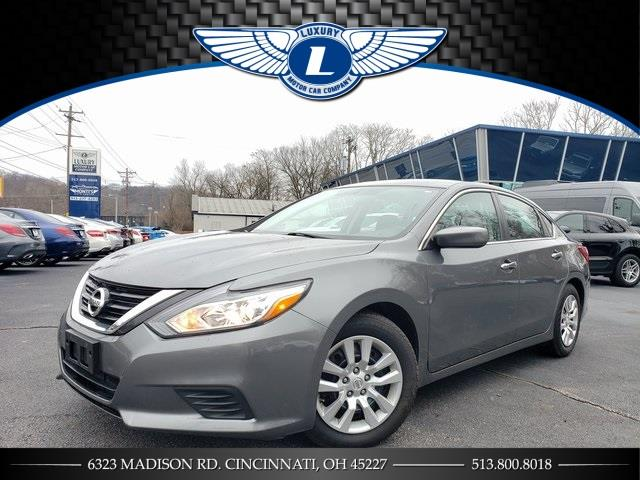 Used 2017 Nissan Altima in Cincinnati, Ohio | Luxury Motor Car Company. Cincinnati, Ohio
