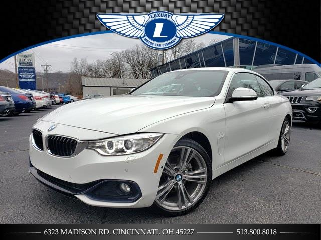Used 2016 BMW 4 Series in Cincinnati, Ohio | Luxury Motor Car Company. Cincinnati, Ohio