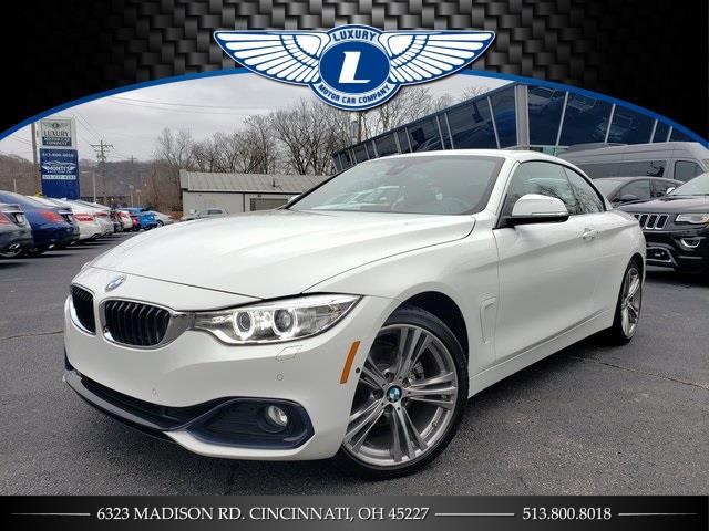 Used BMW 4 Series 428i xDrive 2016 | Luxury Motor Car Company. Cincinnati, Ohio