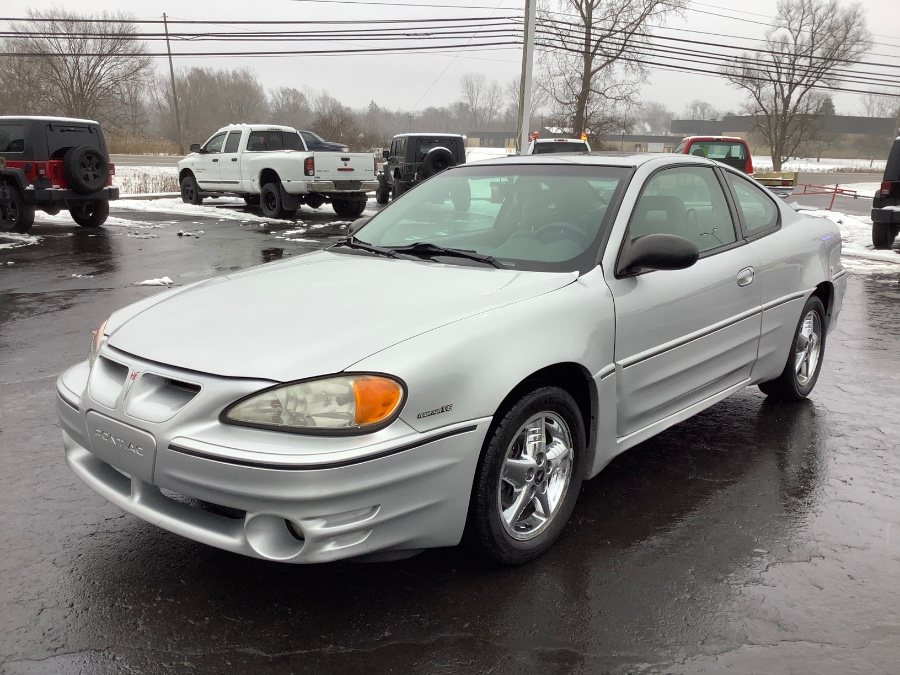 Used Pontiac Grand Am 2dr Cpe GT 2004 | Marsh Auto Sales LLC. Ortonville, Michigan