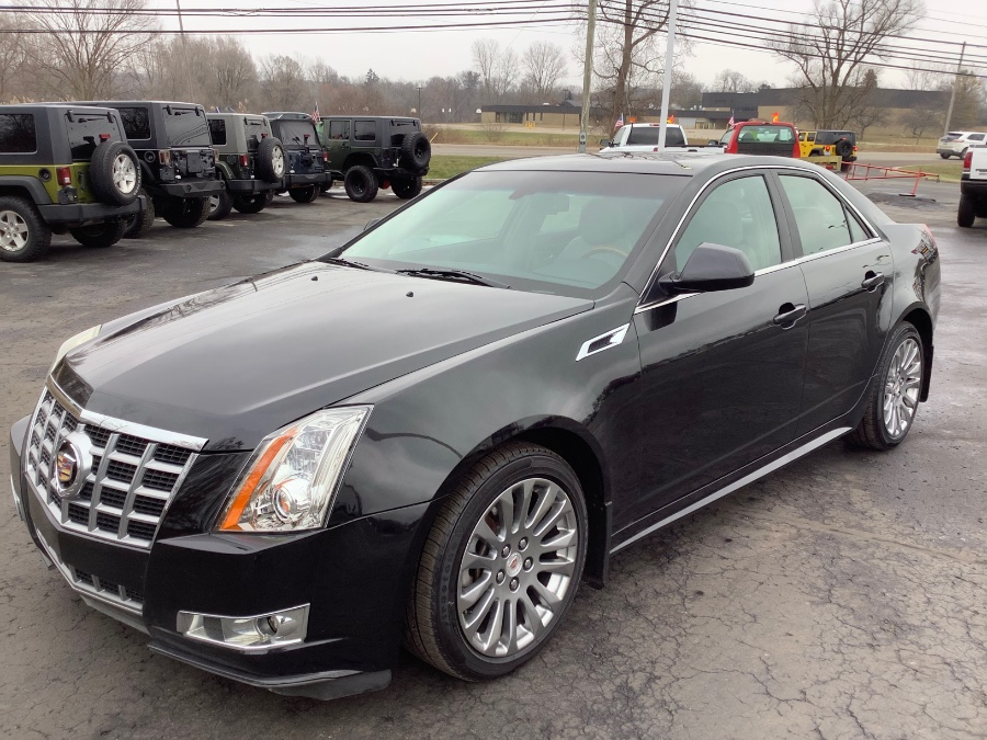 Used 2012 Cadillac CTS Sedan in Ortonville, Michigan | Marsh Auto Sales LLC. Ortonville, Michigan