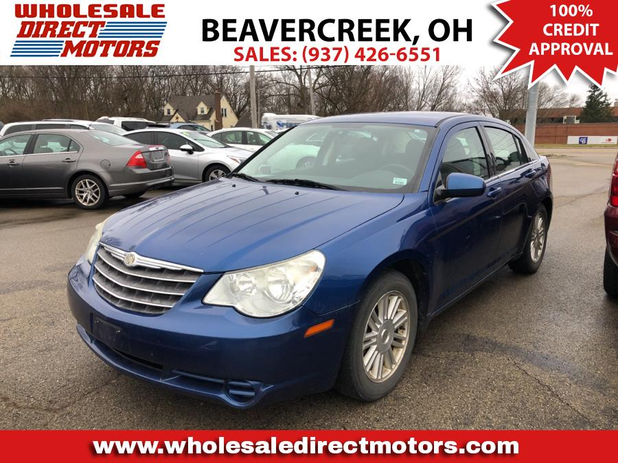 Used Chrysler Sebring 4dr Sdn Touring  *Ltd Avail* 2009 | Wholesale Direct Motors. Beavercreek, Ohio