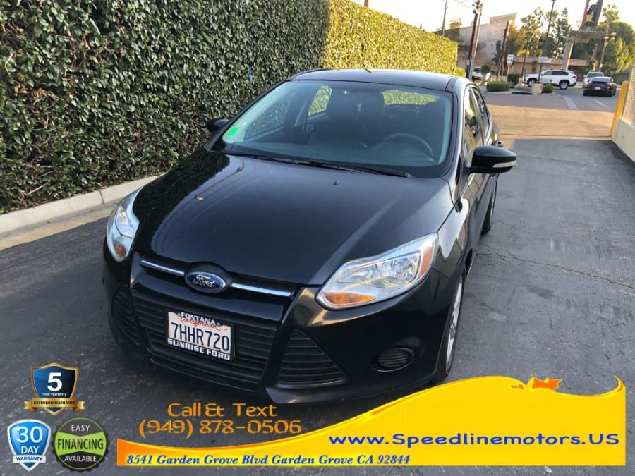 Used Ford Focus 5dr HB SE 2014 | Speedline Motors. Garden Grove, California