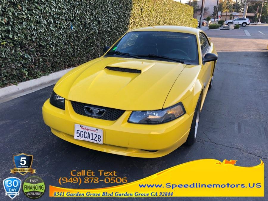 Used Ford Mustang 2dr Cpe GT Premium 2004 | Speedline Motors. Garden Grove, California