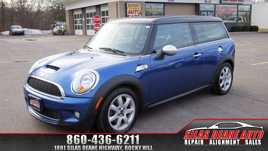 Used 2008 MINI Cooper Clubman in Rocky Hill , Connecticut | Silas Deane Auto LLC. Rocky Hill , Connecticut