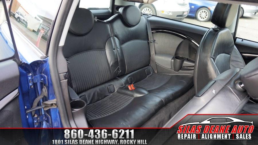 Used MINI Cooper Clubman 2dr Cpe S 2008 | Silas Deane Auto LLC. Rocky Hill , Connecticut