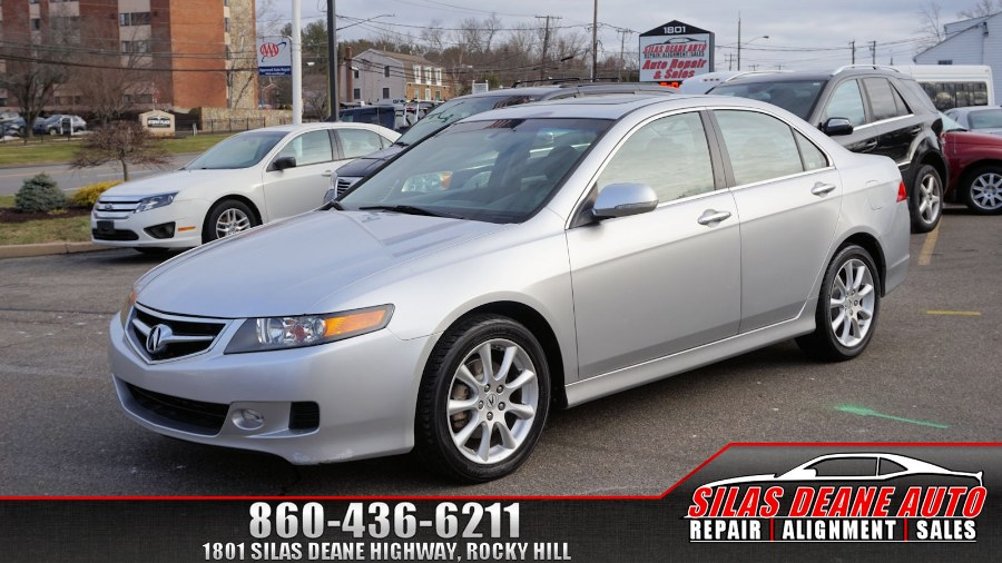 Used 2007 Acura TSX in Rocky Hill , Connecticut | Silas Deane Auto LLC. Rocky Hill , Connecticut