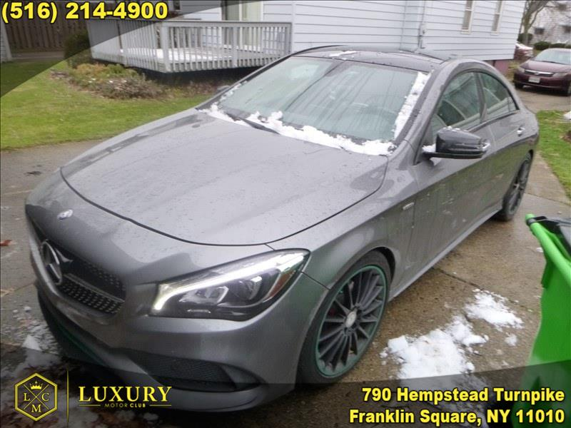Used 2017 Mercedes-Benz CLA in Franklin Square, New York | Luxury Motor Club. Franklin Square, New York