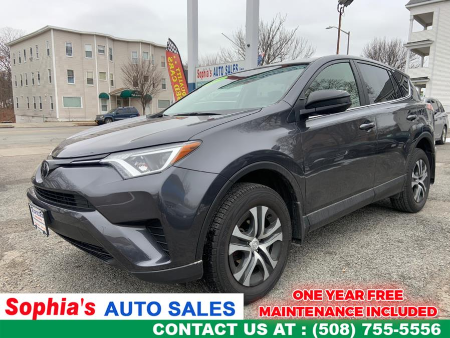 Used 2018 Toyota RAV4 in Worcester, Massachusetts | Sophia's Auto Sales Inc. Worcester, Massachusetts